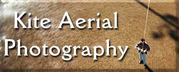 Kite Aerial Photography Logo